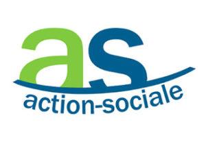 logo action sociale